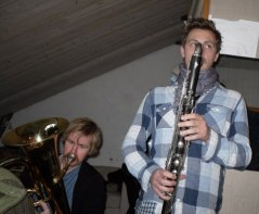 Viktor och Anders