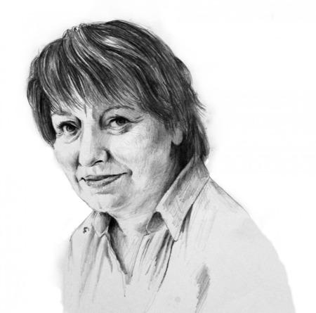 Tecknad av Henrik Persson