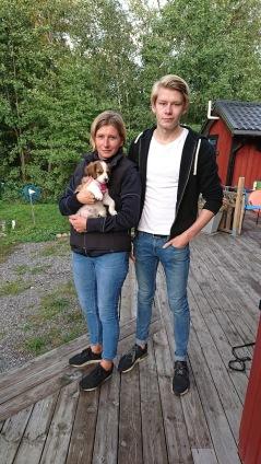 Luna flyttar till Oxelösund och familjen Fuhr Gustavsson