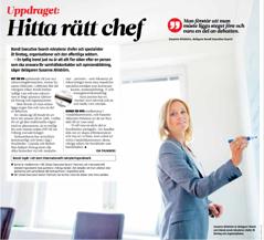 Bondi i Stockholm handelskammares tidning juni 2013