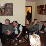 Photograph 11. Slav Spain improvised dinner during FEDFA