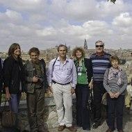 Touring Toledo