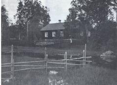 Kaptensbostället Stensbo vid Noret
