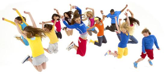 Klicka på bilden för mer info och bokning till F.A.M.E DanceKidz