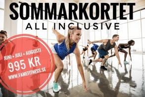 SOMMARKORTET 2018 - Sommarkortet 2018