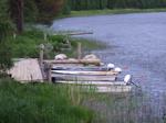 Båtar för uthyrning