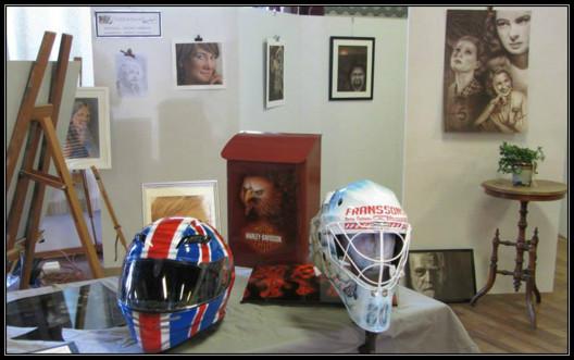 Utställning Speed Art Design 2013