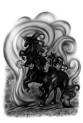 10 Svarta enhörningar