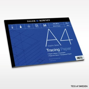 TRACING PAPER - TRACING PAPER D-R