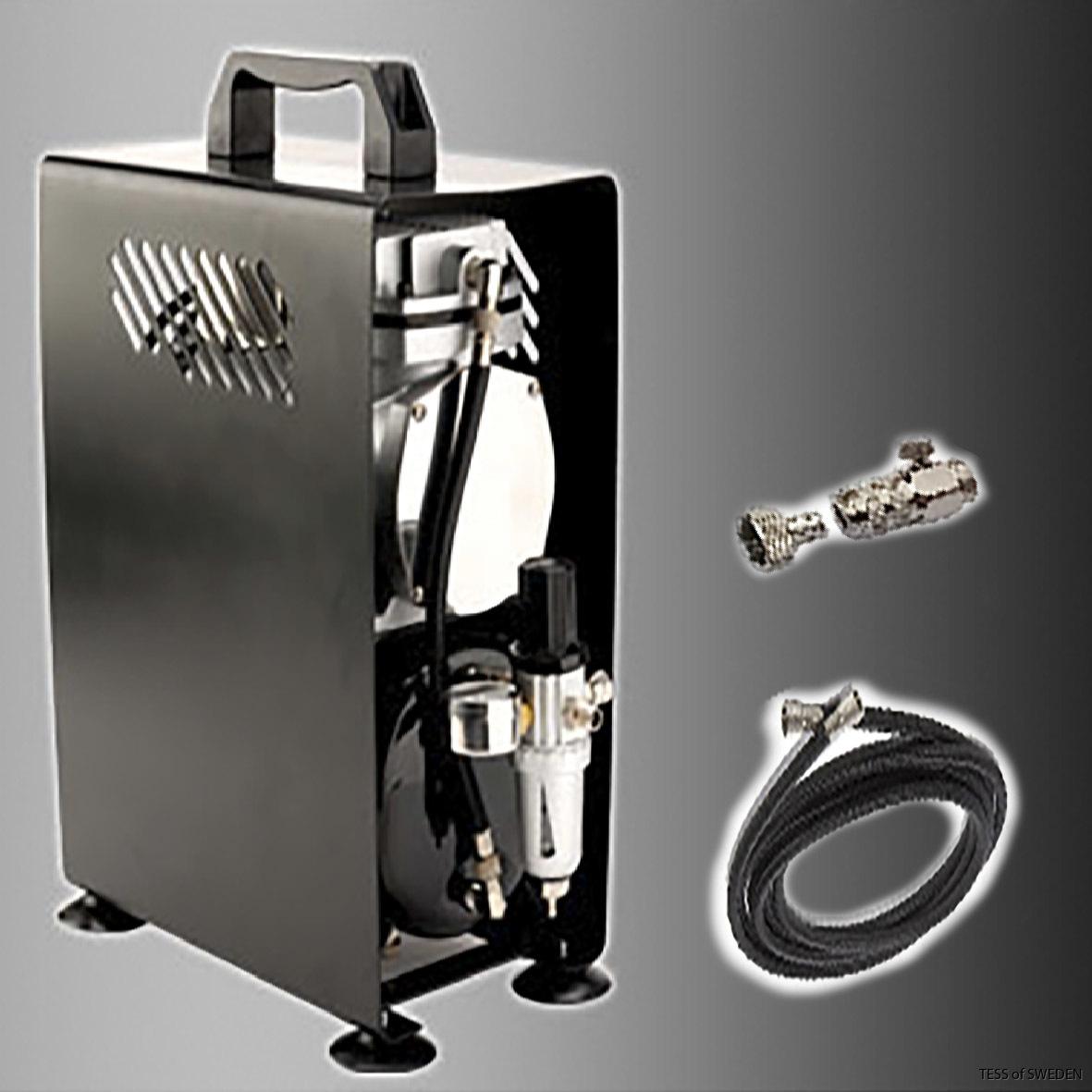 tc-610 kompressor med luftreglerare