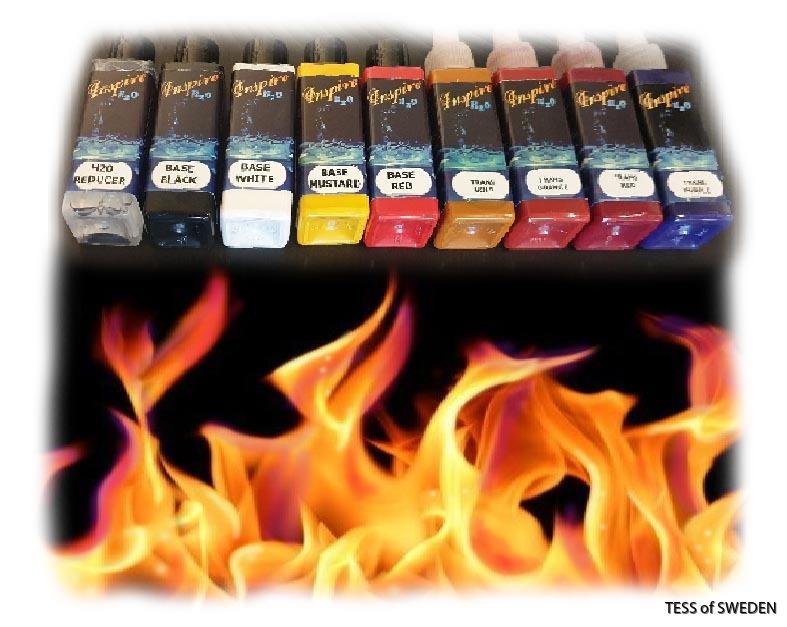 Inspire fireset