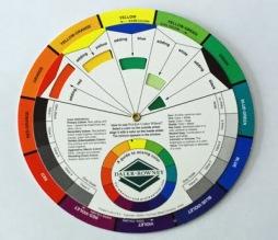 Färghjul - Colour Whirl