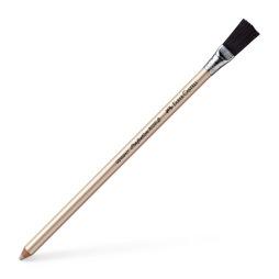 Raderpenna Vit med pensel