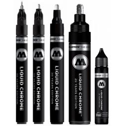 Molotow Liquid Chrome Marker - LiQUID CHROME 4 mm
