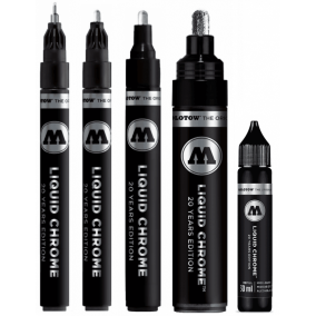 Molotow Liquid Chrome Marker - LiQUID CHROME 4 mm