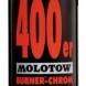 CHROME BURNER MOLOTOW 400