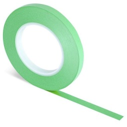 J-TAPE Green Fineline - 1,5 mm *55 m