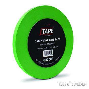 Jtape green
