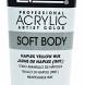 LIQUITEX ACRYLIC SOFT BODY - Naples yellow Hue t 59 ml