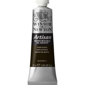 Winsor & Newton ARTISAN - Ivory Black 37 ml
