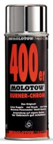 CHROME BURNER MOLOTOW 400 -