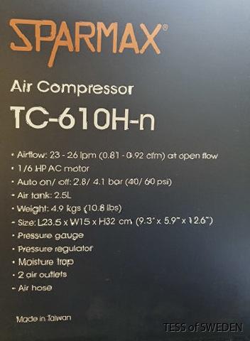 tc610 h n låda