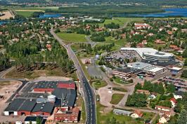 HJULTORGET, LEKSAND