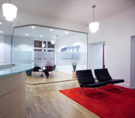 Reception/Lounge, 3 tr