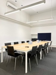 One of our large meeting rooms