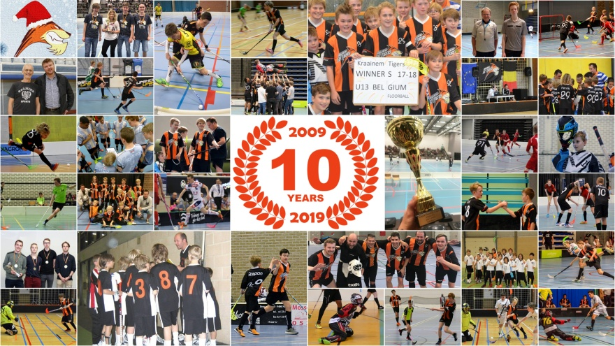 2009-2019: ten years of floorball fun!