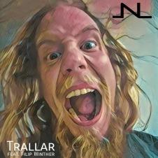 Trallar av JNL & Filip Winther. Musik. Hiphop, rap. Svensk rappare.
