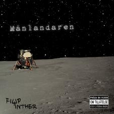 Månlandaren av Filip Winther. Musik. Hiphop, rap. Svensk rappare.