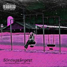Söndagsångest av Filip Winther. Musik. Hiphop, rap. Svensk rappare.