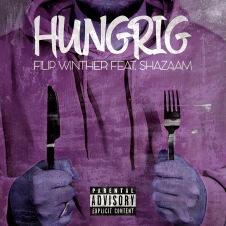 Hungrig av Filip Winther. Musik. Hiphop, rap. Svensk rappare.