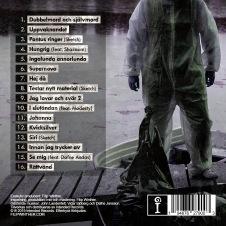 Trauma av Filip Winther. Musik. Hiphop, rap, trap 2019. Svensk rappare.