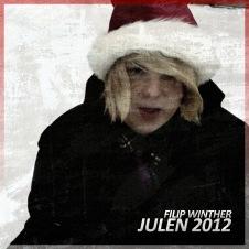 Julen 2012 av Filip Winther. Musik. Hiphop, rap. Svensk rappare.