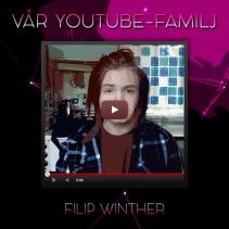 VÅR YOUTUBE-FAMILJ