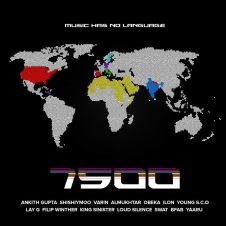 7500 - Ankith Gupta feat. Filip Winther. Musik. Hiphop, rap.