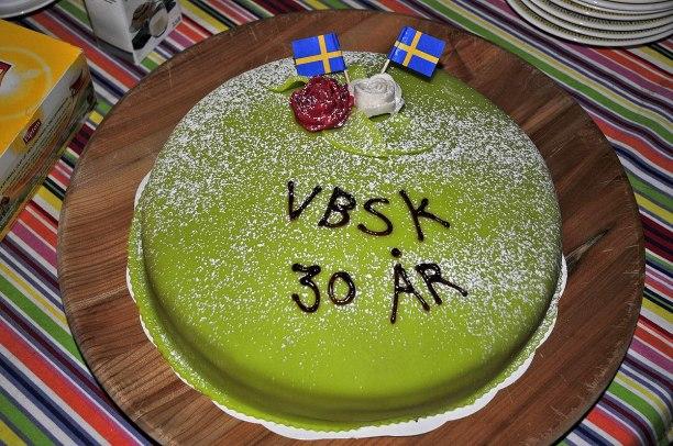 Hurra för VBSK som firar 30 år i år!