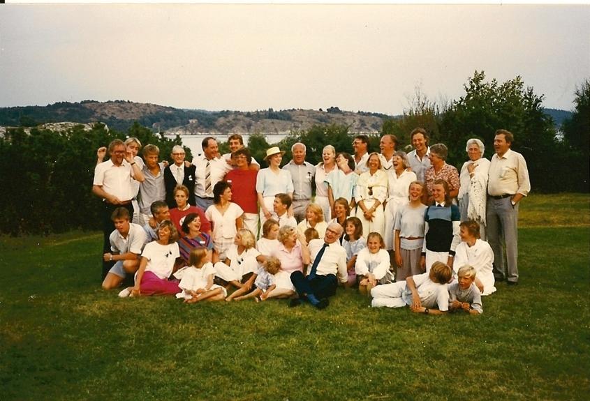 Svanesund 14/8 1985
