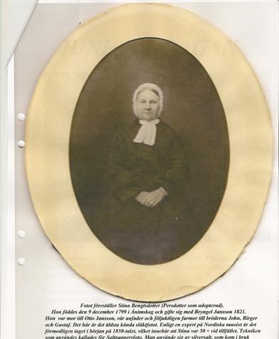 Stina Bengtsdotter