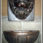 """""""Lejonhuvud + Fat"""" Art.nummer: 1316, Vikt: 17+9 kg, Höjd: 35 cm"""