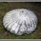 """""""Vattensprutande snigelsnäcka"""" Art.nr: 1515, Vikt: 20 kg, Höjd: 40/40 cm"""
