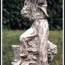 """""""Pojke med korgar"""" Art.nr. 1408, Vikt: 10 kg, Höjd: 55 cm"""