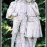"""""""Kärlekspar"""" Art.nr: 1401, Vikt: 15 kg, Höjd: 49 cm"""