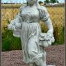 """""""Våren"""" Art.nummer: 1423, Vikt: 40 kg, Höjd: 75 cm"""