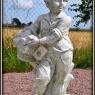 """""""Hösten"""" Art.nummer: 1423, Vikt: 40 kg, Höjd: 75 cm"""