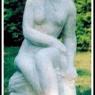 """Diana"" Art.nummer: 1426, Vikt: 28 kg, Höjd: 60 cm"