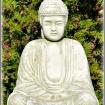 """Buddha nr. 1"" Art.nr: 1315, Vikt: 20 kg, Höjd: 41 cm"