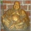 """Buddha nr. 5"" Art.nr: 1325, Vikt: 15,5 kg, Höjd: 29 cm"